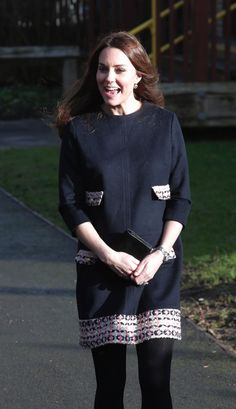 duchess of cambridge patterned floral dress by erdem - Google Search
