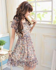 I love dresses!