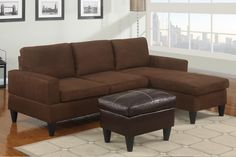 All In one sectional Sofa F7281