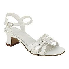 cute  flower girl shoe