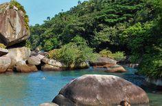 Piscina natural de Trindade, Paraty – Rio de Janeiro