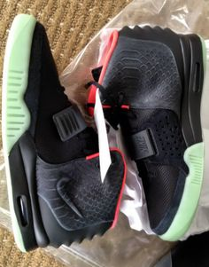 Still debating if I want or better yet can get these. Air Yeezy 2