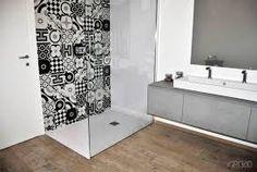Fantastiche immagini su rivestimento patchwork bathroom home