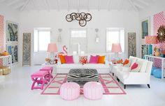 Miami Chic: Inspired by Maria Barros   SA Décor & Design Blog