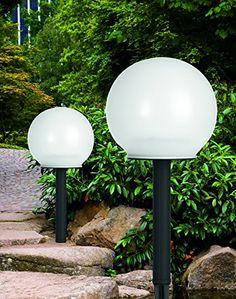 Solarleuchten Balkon image result for globe path light solar pathway lighting