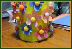 spring decoration crafts for kids - Hledat Googlem