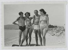Roland Penrose, Adrienne Fidelin, Picasso, Dora Maar