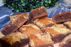 Brownies με ταχίνι και κακάο χωρίς γλουτένη! – Gfhappy Gluten Free Recipes, Free Food, Brownies, Snacks, Vegan, Breakfast, Sweet, Desserts, Cakes