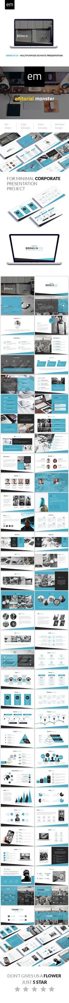 Bring n Co - Multipurpose Keynote Presentation