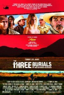 A man is shot and quickly buried in the high desert of west Texas. The body is found and reburied in Van Horn's town cemetery. Pete Perkins, a local ranch foreman, kidnaps a Border Patrolman and forces him to disinter the body. With his captive in tow and the body tied to a mule, Pete undertakes a dangerous and quixotic journey into Mexico.