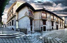 Palacio de la Madraza, perteneciente a la Universidad de Granada.
