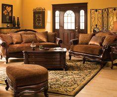 Natalia Living Room Collection - Puuurty
