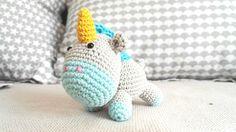 crotchet unicorn