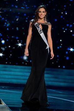 Staci Klinginsmith, Miss Kansas USA 2013 in Preliminary competition #RoadToMissUSA