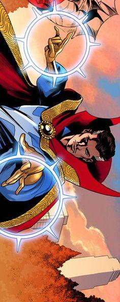 Doctor Strange by Paul Renaud