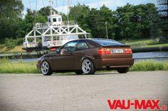 Frischer Wind dank 1,8T-Umbau für den VW Corrado