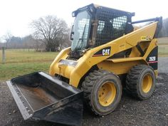For Sale 2006 Caterpillar 262B Skid Loader $18500 Bob Cat, Heavy Machinery, Equipment For Sale, Trucks For Sale, Caterpillar, Tractors, Vehicles, Board, Rolling Stock