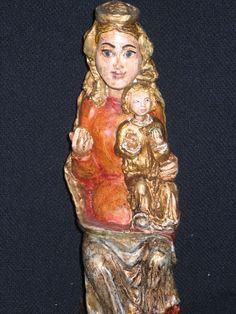Virgen de Valdelafuente  S. XIII-XIV