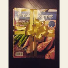 Perfect Christmas gift! Thank you Simple & Gourmet