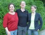 Wirtschaftsweiber e.V. Berlin - Regionalkoordinatorinnen Katrin, Kristine und Karin