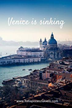 Venice is sinking  #venice #italy #veneto