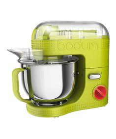Look what I found on #zulily! Green Bistro Stand Mixer by BODUM #zulilyfinds