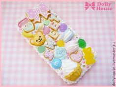 "Купить Чехол для iPhone 5 ""Fantasy Sweets"" 7 - dolly house, долли хаус"