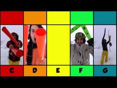 Jingle Bells for Boomwhackers - YouTube