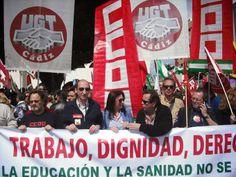 Las extrabajadoras de MAT trasladan sus protestas al 1º de Mayo