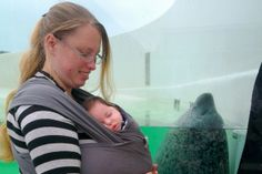 Natuurlijk ouderschap; je baby dragen - mamaliefde
