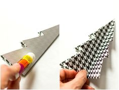 Christmas Craft Ideas: Paper Tree DIY