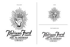 Hoodzpah Design Co. | Karissa Ford Photography Logo and Identity Package