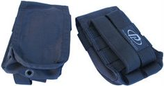 Protective Products Molle Small Utility Pouch, Black 3/Pack