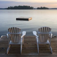Lake Rousseau - Ontario, Canada . This is where I grew up in the summer months. My favorite place on earth!