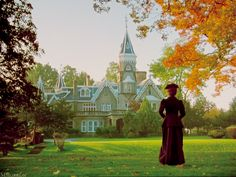 Anne of Avonlea (1987)  -I always thought Mrs. Harris' house was cool :)