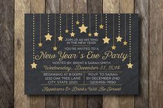new years eve party invitation new years party invite new years eve invitation new years eve party new years eve invitation