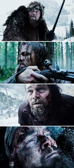 The Revenant (2015) Rating: 8.3/10 Directed by Alejandro González Iñárritu Log-Line: A frontiersman on a fur trading expedition in the 1820s fights for survival after being mauled by a bear and left for dead by members of his own hunting team.