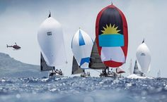 One of the premier sailing events in the world, Antigua Sailing Week is not to be missed! Behold regattas, impressive yachts, and parties all over the island!