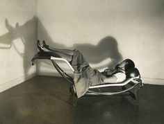 Charlotte Perriand on the famed chaise longue, 1929. Read more about the designer on wmag.com now.