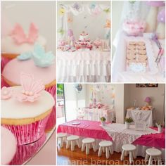 Fairy Princess themed birthday party with Lots of Cute Ideas via Kara's Party Ideas | KarasPartyIdeas.com #fairyparty #gardenparty #butterfl...
