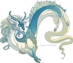 Guardian Dragon Reference by Mythka