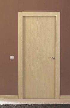 Puertas de interior semi maciza vinilo maple puertas for Oferta puertas blancas interior