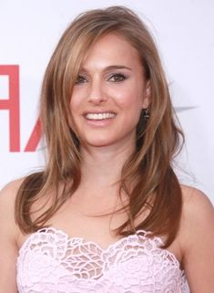 Natalie Portman Strawberry Blonde Hair