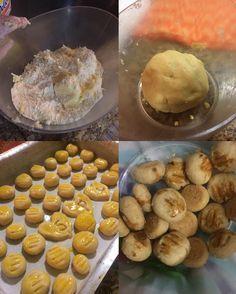 INGREDIENTES 50 g de queijo ralado 200 g de margarina (de preferência qualy) 2 xícaras de farinha de trigo 1 gema de ovo MODO DE PREPARO Em uma vasilha coloque todos os ingredientes. Amasse com a mão até formar uma massa homogênea e que solte das mãos. Modele o salgadinho no formato de sua preferência.…