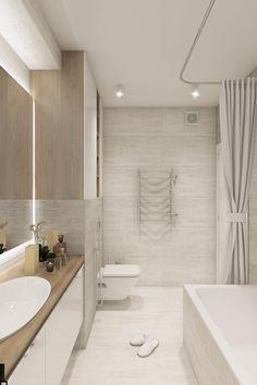 Choosing New Bathroom Design Ideas 2020 Condo Bathroom, Bathroom Interior, Master Bathroom, Washroom, Exterior Design, Interior And Exterior, New Bathroom Designs, Grey Bathrooms, Small Apartments