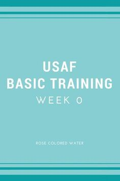 This will be your toughest week in all of Basic Training. It's full of tears, yelling, and short nights.