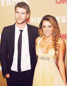 miley and liam.. again