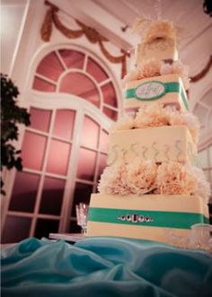 Wedding Cakes - Cake Envy