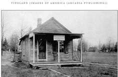 First home in Vineland 1862