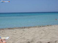 Pappagallo's Beach, Porto Cesareo, Salento, Puglia